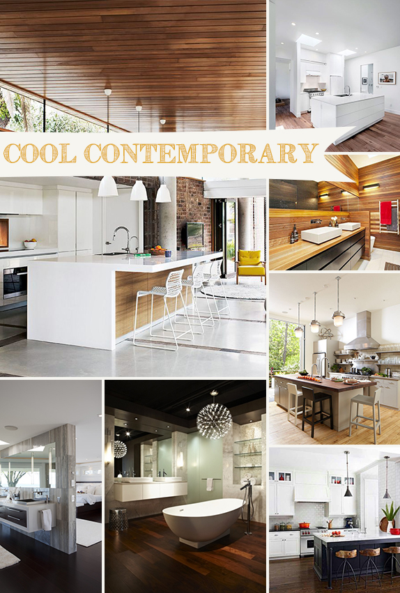 Pinterest trends cool contemporary for Trends kitchens and bathrooms
