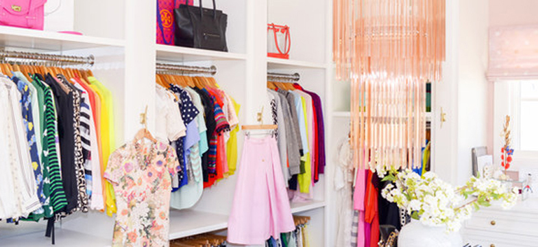 Closet Organization | 10 Ways To Spring Into Organization