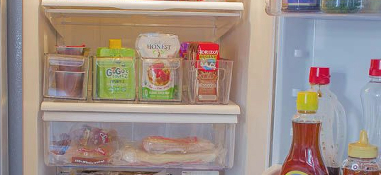 Refridgerator Organization | 10 Ways To Spring Into Organization