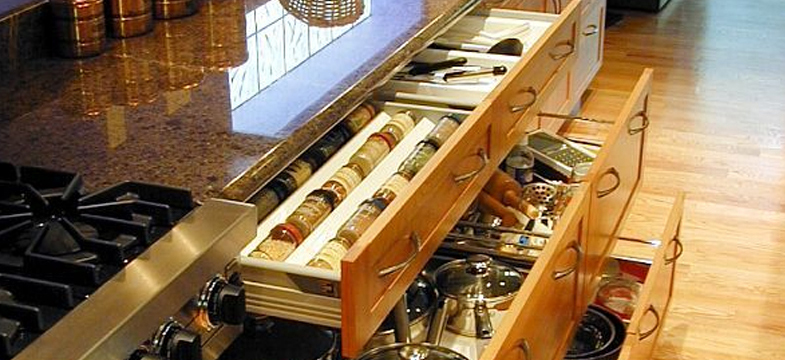 Kitchen Storage Organization | 10 Ways To Spring Into Organization