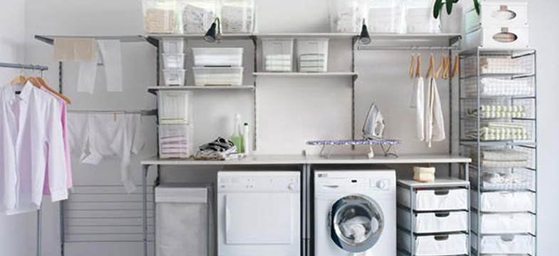 Laundry Room Organization | 10 Ways To Spring Into Organization