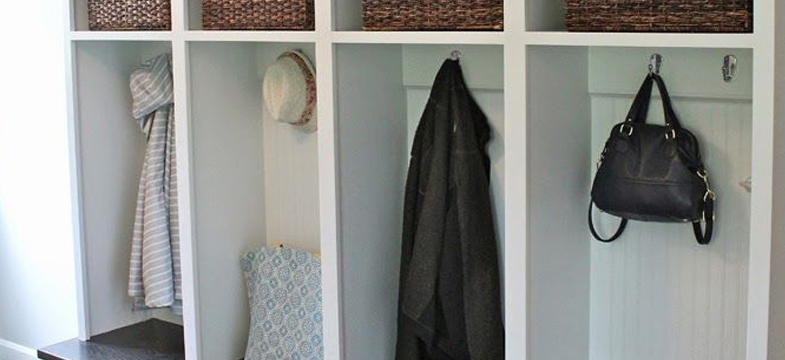 Mudroom Organization | 10 Ways To Spring Into Organization