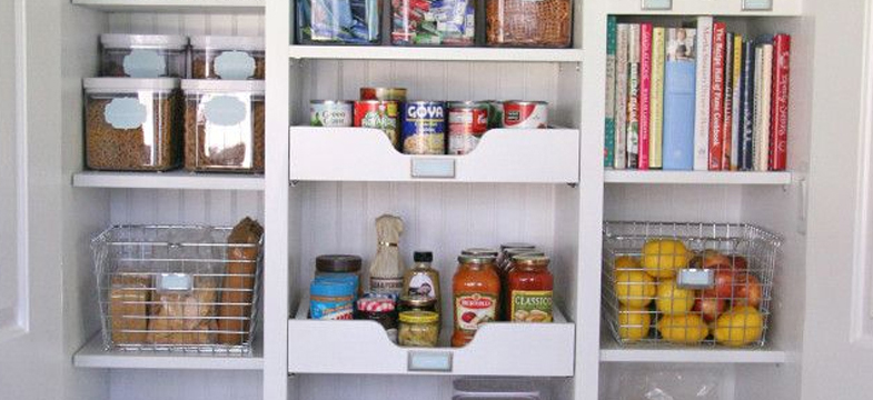 Pantry Organization | 10 Ways To Spring Into Organization