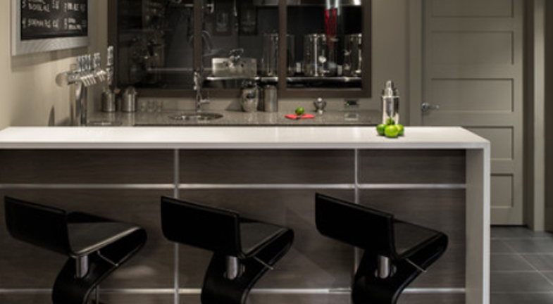 Bold and Beautiful | 6 Wet Bar Designs: Steal The Look
