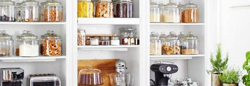 Cabinets | 10 Décor Tips To Make Your Small Kitchen Feel Larger