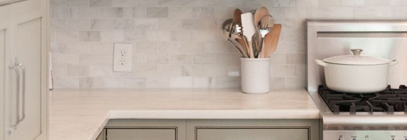 Eliminate Clutter | 10 Décor Tips To Make Your Small Kitchen Feel Larger