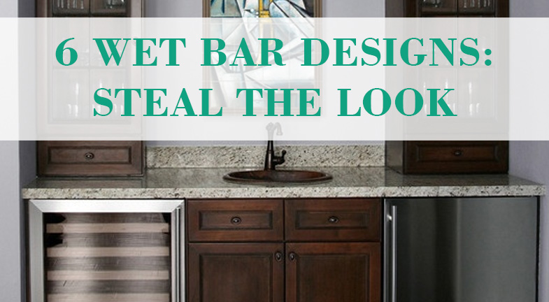 Delicieux 6 Wet Bar Designs: Steal The Look