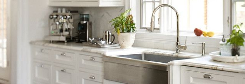 Focal Point | 10 Décor Tips To Make Your Small Kitchen Feel Larger