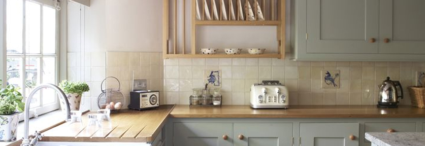 Lighting | 10 Décor Tips To Make Your Small Kitchen Feel Larger