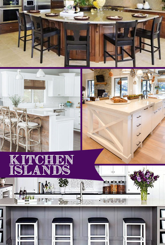 Kitchen Island | Pinterest Trends