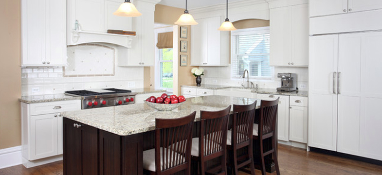 Transitional | Why White Kitchens Work