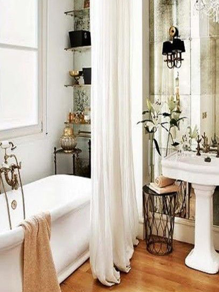 Shower Doors And Curtains
