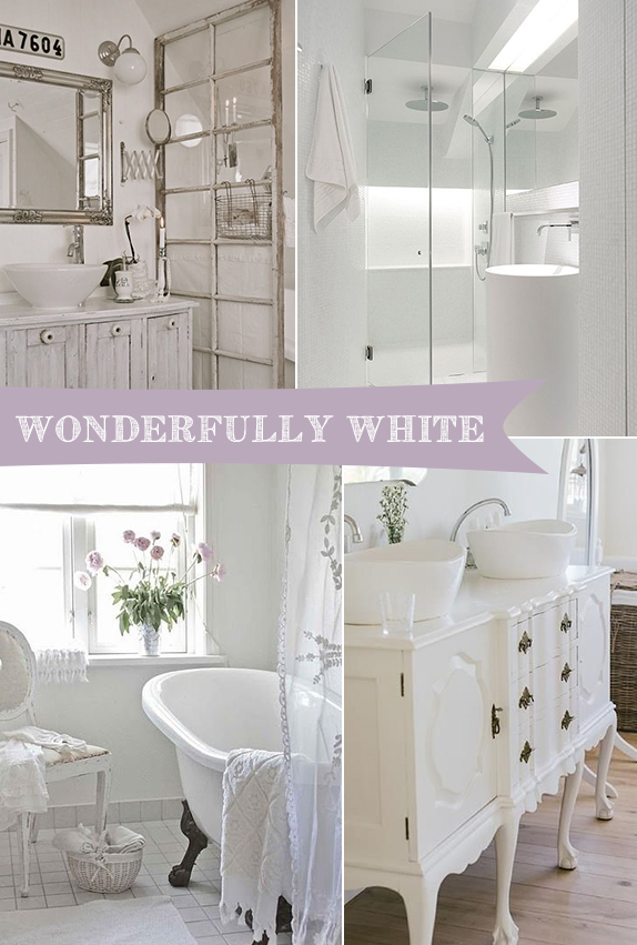 Pinterest Trends: Wonderfully White