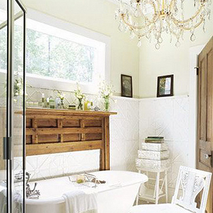 Bathrooms Rich with Texture | Kitchen Bath Trends