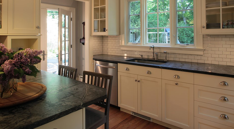 Backsplashes To Pair With Soapstone Counters | Kitchen Bath Trends