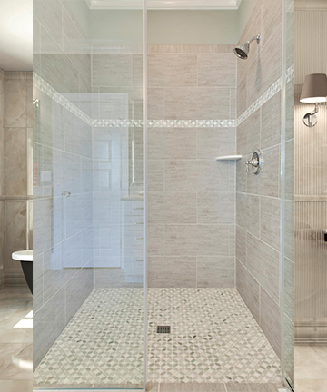Bathroom Tiles Horizontal small bathroom tiles vertical or horizontal | bedroom and living