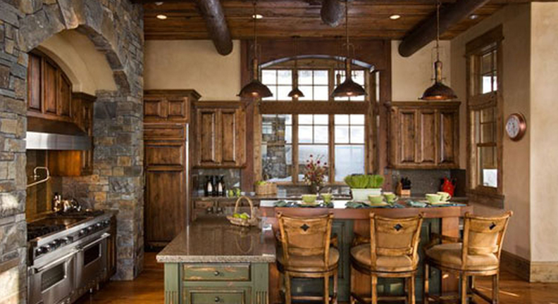 Rustic Style | Kitchen Bath Trends