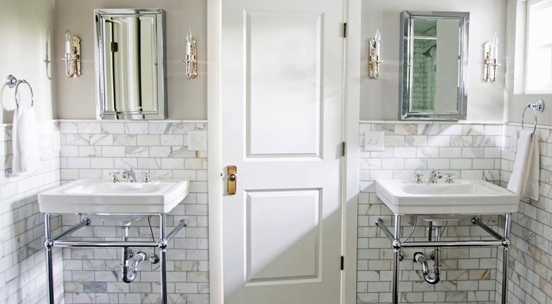 Elements Of A Vintage Bathroom Kitchen Bath Trends