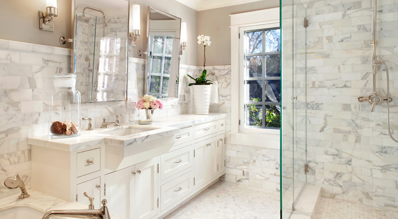 Elements of a Vintage Bathroom | Kitchen Bath Trends