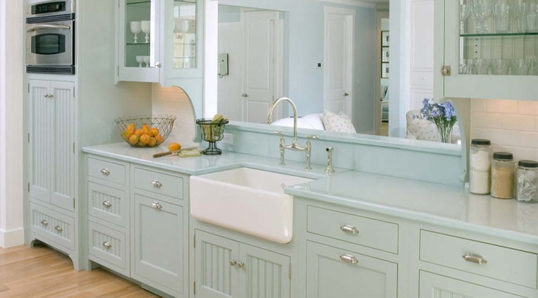 Color Trend: Into the Blue | Kitchen Bath Trends