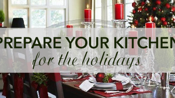 Prepare your Kitchen for the Holidays | Kitchen Bath Trends