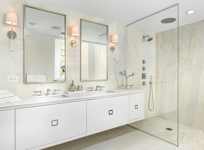 Bath Trends spa like bathrooms - kitchen bath trends
