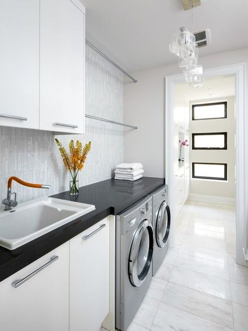 Stylish Laundry Rooms | Kitchen Bath Trends