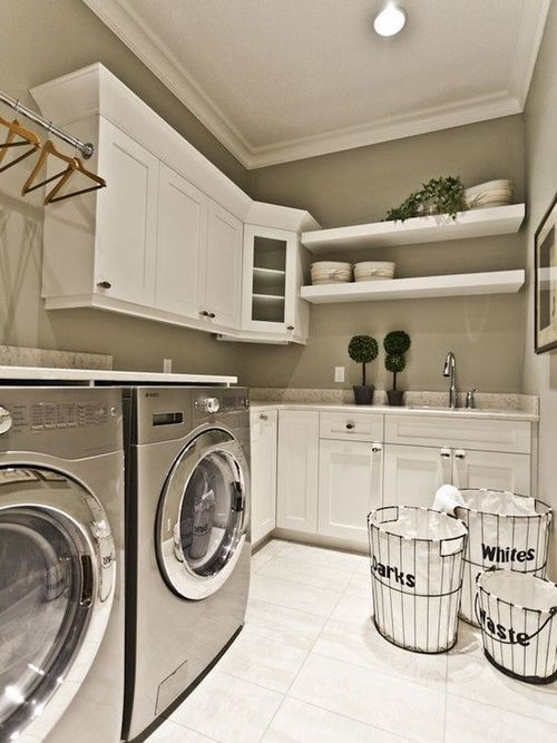 Stylish laundry rooms kitchen bath trends for Trend bathroom and kitchen