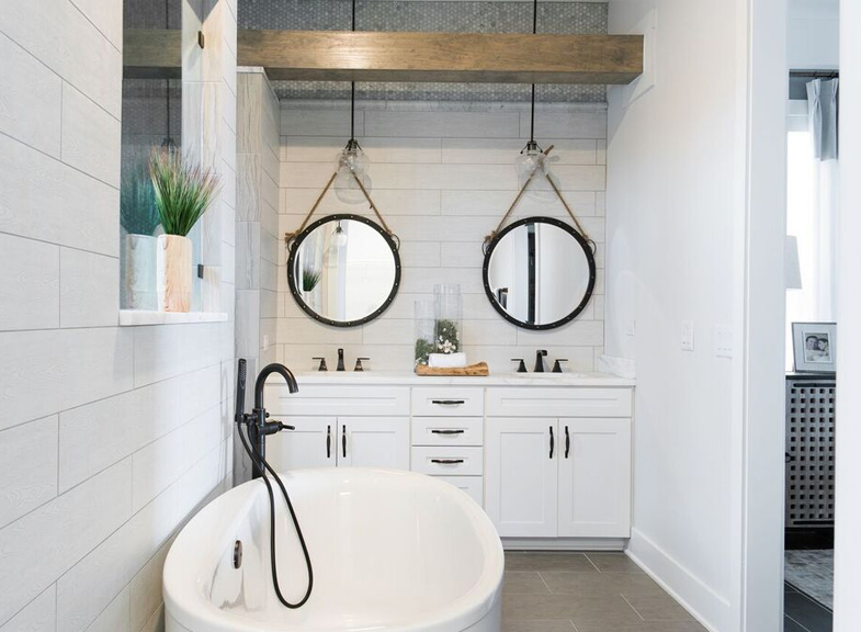 Bathroom Fixtures Images your guide to black fixtures - kitchen bath trends